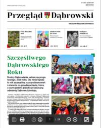 Przegląd Dąbrowski - Styczeń 2018