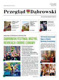 Przegląd Dąbrowski - Maj 2018