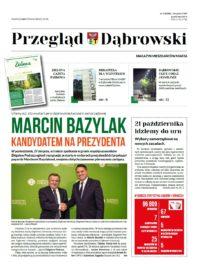 Przegląd Dąbrowski - Sierpień 2018