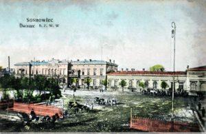 Dworzec Główny w Sosnowcu