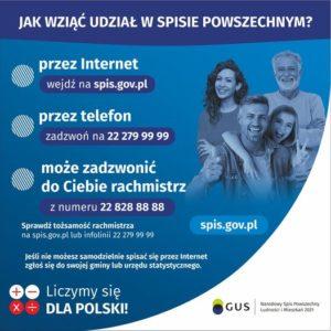 Plakat NSP